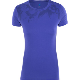Odlo Signo t-shirt Dames blauw